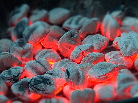 Угольные брикеты