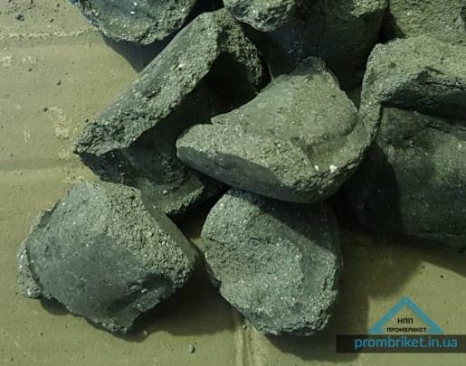 Aluminum flux briquettes